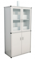 Alloy Aluminium Wood Air Exhuasting Chemical Cabinet