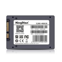 KingDian Disco Duro 480GB SSD External Hard Disk For Notebook
