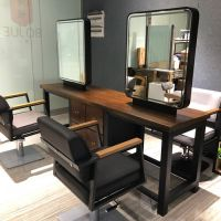 Barber mirror, makeup mirror, Hairdressing mirror