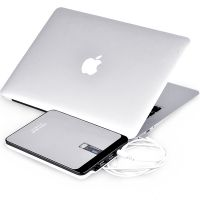 DBK H32 32000mAh Polymer Dual USB Output 2A 2.1A 4.5A DC 9V 12V 16V 19V 20V External Power Bank for Tablet PC Computer iMac Macbook