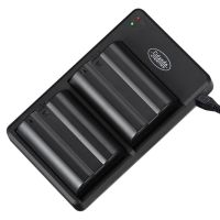 Sidande Dual Battery Charger Kit EN-EL15 ENEL-15