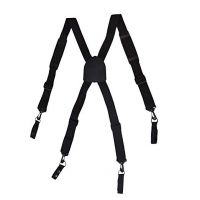 Padded Adjustable Tactical Work Heavy Duty Suspenders (SP0R1)