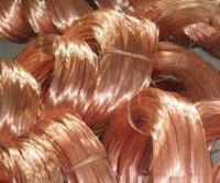 Copper Wire Scrap For Sell 99%