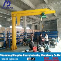 Made In Shandong Zero Defect 1.5Ton Telescopic Boom Jib Crane with Excellent Quality