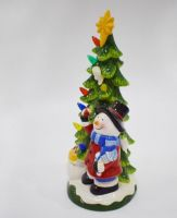 ceramic Christmas tree ornaments for export Christmas tree ornaments Christmas gifts ceramic crafts customization