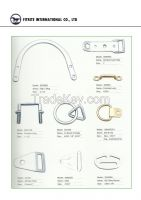 Saddlery Hardware, Fasteners
