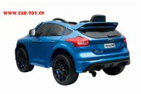 Battery powered cars for kids Ford FocusRS