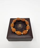 Baby buddha olive nut bracelet - Buddhist bracelet online