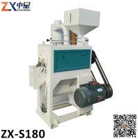 High capacity Bean peeler machine soyabean rice wheat hulling equipment grains husking equipment