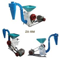 Rice polishing plant paddy threshing machine millet peeling machine small-sized grain husking mill equipment