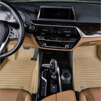 Original and Stylish car floor mats PVC Leather material