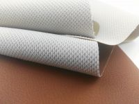 Leatherette for car interior upholstery PVC synthetic leather