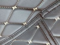 Stock lot 3D car mattings floor mats PVC leather Mercedes,Honda,Toyota