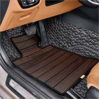 Car PVC leatherette China direct manufacturer Car matting