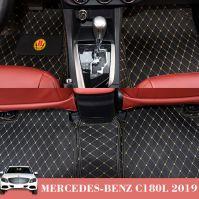 PVC Leather Auto Mats Stocklot for Mercedes-Benz C180 L 2019
