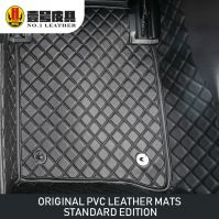 High quality best price Car Floor mattings with wood inner pads for various cars models OEM
