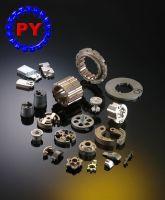 Lock Parts with Powder Metallurgy