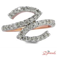 Diamond Ladies Ring Dionne