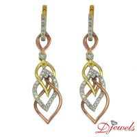 Diamond Tasmin Earrings
