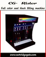 inkjet cartridge filling machine