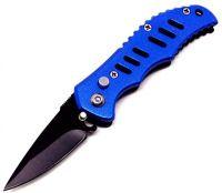 "BUDDY BLU1-E3 - 5.25"" SMALL SWITCHBLADE AUTOMATIC KNIFE - 2"" BLADE - ATT01054C"