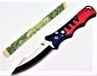 "TATAR RDD2-E3 -7.8"" MID-SIZE SWITCHBLADE AUTOMATIC KNIFE - 3.75"" BLADE - ATT01020"