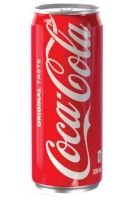 Coca Cola 330 ml can