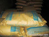 Citric Acid 30-100mesh BP98/USP24