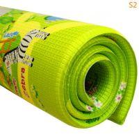 PU foam non toxic non odor anti-slip design Multi colors customized baby mat floor mats