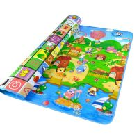 Factory supply competitive price XPE non toxic baby floor mat