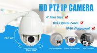 7-Inch 4.0MP 20X Outdoor IP66 Waterproof Infrared Surveillance Security CCTV IR High Speed
