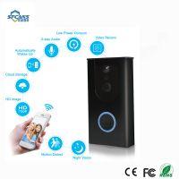 Hot Sell 2018 WiFi Visual Doorbell Wireless Electric Door Bell WiFi