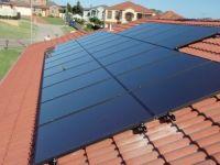 thin film solar cells panels (ASF100)
