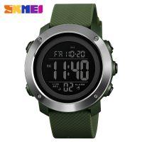 SKMEI 1416 Men's Custom  Waterproof Cheap Plastic  Watch Japan Movement Multi-function sport outdoor brand watches