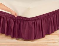 waterproof bed skirt BedSkirt , hotel waterproof bed skirt