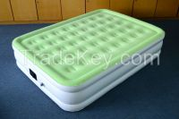 Manufacturer inflatable ripple air mattress, bedroom furniture air bed