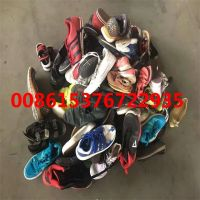 Used shoes bale price second hand shoes China factory stock shoes quality used brand man sneakers  big size wholesale cheap
