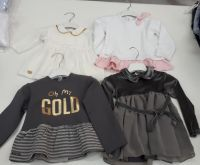 Kids branded Garment stock in Italy winter/summer 37000 pcs