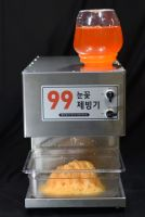 Machine for snowcone, snow cone, ice kacang, kacang, halohalo, kakigori