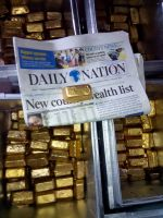 We have Gold Bars and Dust For Sale