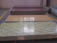 UV COATING  board