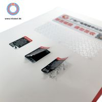 Customized Security Tamper-Proof / VOID Multi-layers Labels packing sticker