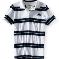 Casual Polo T Shirts Design, Breathable Cotton Pique Polo