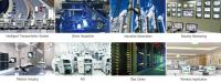 Future Robot 4CH PCIe 4-Port Gige Vision 802.3at PoE+ Frame Grabber Card Image Capture Card 30W Power Supply Each Port