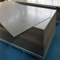 Titanium sheet for industrial and medical use