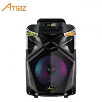 10inch Hot Sale Portable Karaoke Bluetooth Outdoor Trolley Speaker System