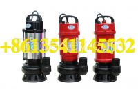 0.75kW 1HP WQD�WQ)sewage submersible electrical pump