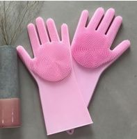 Magic Scrubber Silicone Glove