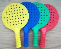 plastic tennis racket