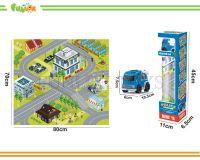 City assemly police station set